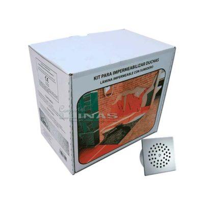 Aikit para impermeabilización de duchas