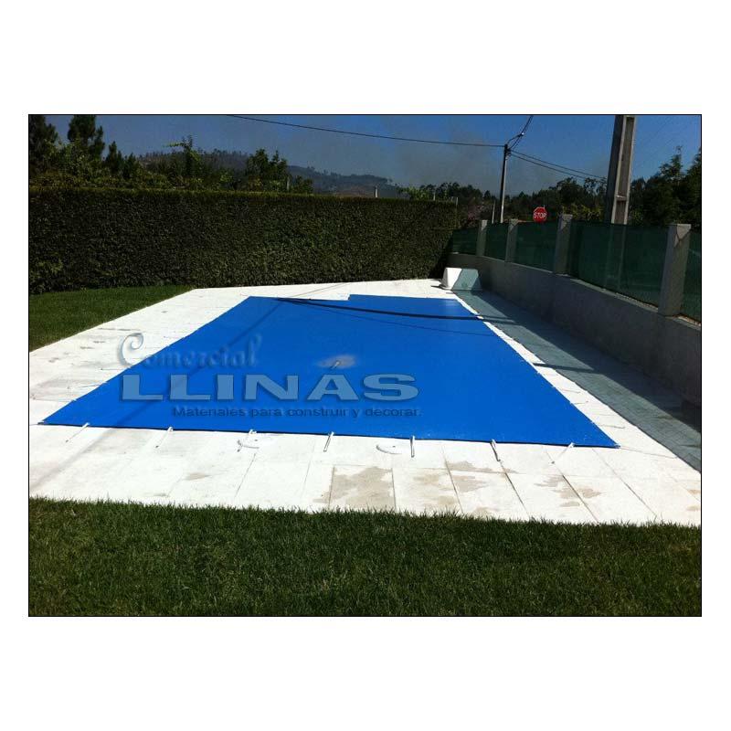 Cobertor invierno piscina a medida comercial llin s for Piscinas de invierno