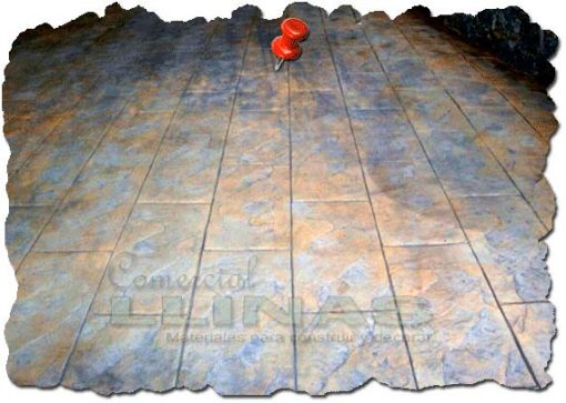 Molde hormigón impreso Losa Tigris