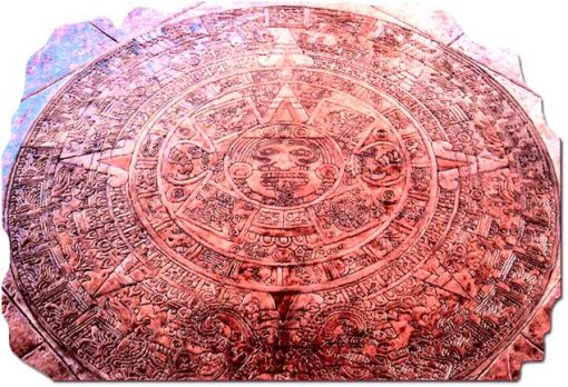 Molde hormigón impreso Maya