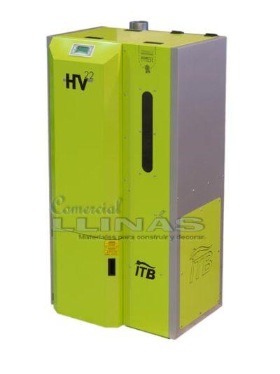 Caldera doméstica policombustible HV 15