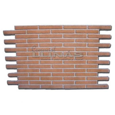 Ladrillo poliuretano Panel Tosco