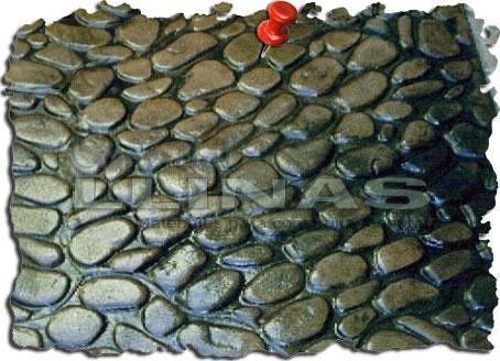 Molde hormigón impreso Piedra Río