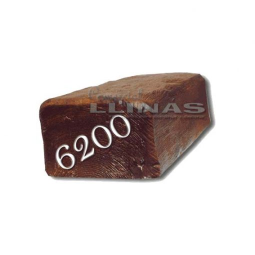 Viga rústica de poliuretano 6200