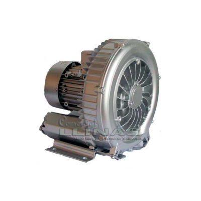 Bomba turbosoplante lateral de uso continuo