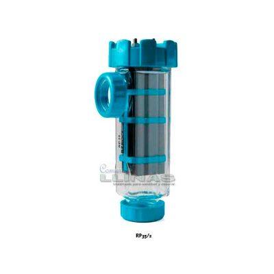 Célula clorador salino BSV 35 g/h.