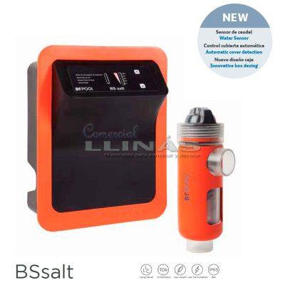 Clorador salino BSV BSalt 25