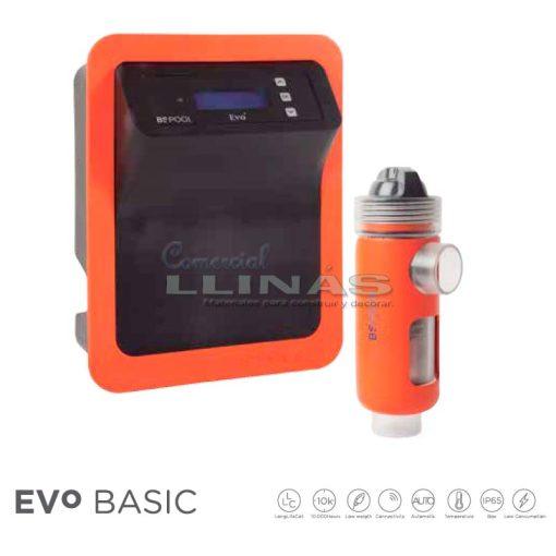 Clorador salino BSV EVO Basic 15