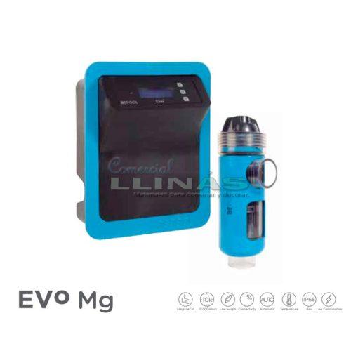 Clorador salino BSV EVO Basic Mg 25