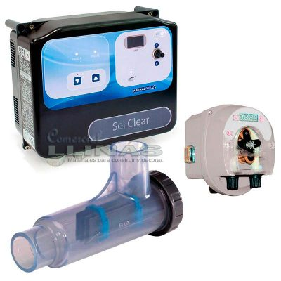 Clorador salino Sel Clear AstralPool más pH E-Series