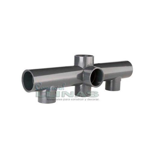 Colector para baterías de válvulas en PVC