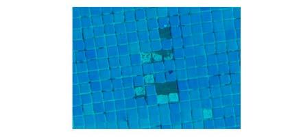 Como volver a poner Gresite en una piscina