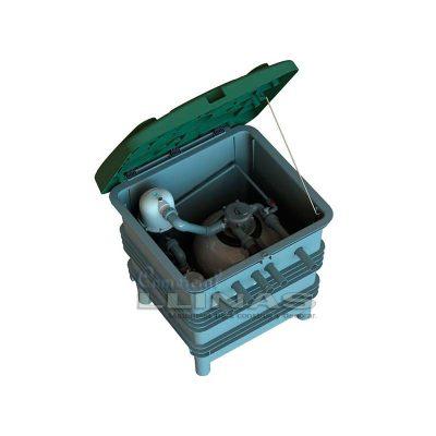 Compacto para enterrar Ramses Eco