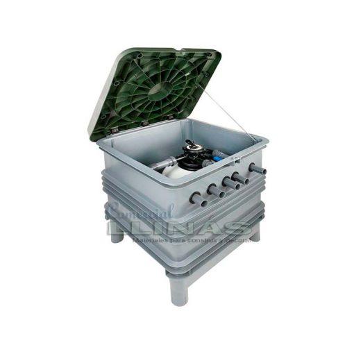 Compacto enterrado Ramses