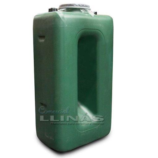 Depósito agua 1000L fabricado en PEHD