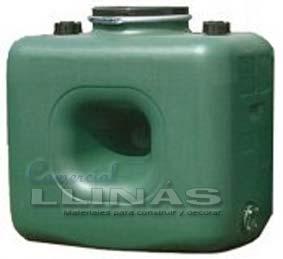 Depósito agua 500L fabricado en PEHD