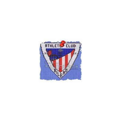Dibujo fondo piscina Escudos Fútbol Atletic Bilbao