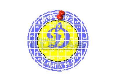 dibujo-personalizado-para-piscina-escudo-futbol-dinamo