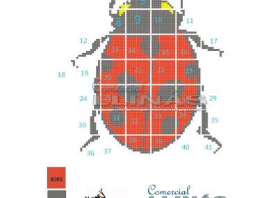 dibujo-personalizado-para-piscina-insecto-mariquita