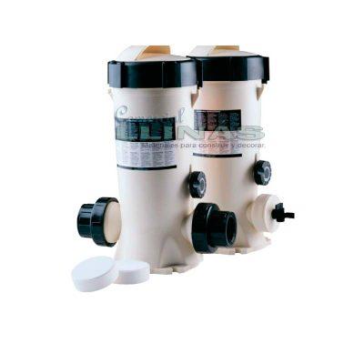 Dosificador cloro/bromo Dossi-3 in-line y off-line
