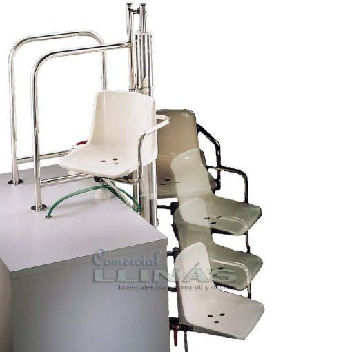 Elevador hidráulico discapacitados para piscina AstralPool