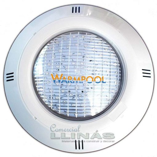 Foco para piscina Warmpool color blanco 24W