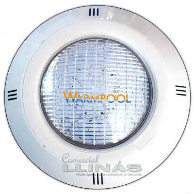 Foco para piscina Warmpool color RGB 24W 4 hilos