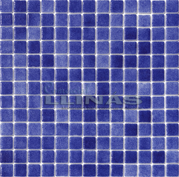 Gresite piscina serie niebla azul marino comercial llin s for Gresite para piscinas precios