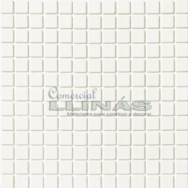 Gresite piscina blanco antideslizante comercial llin s for Gresite blanco piscinas
