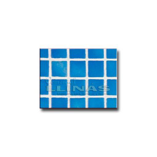Gresite piscina color niebla azul celeste