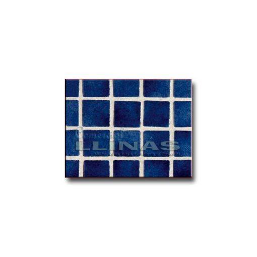 Gresite piscina serie niebla Azul marino