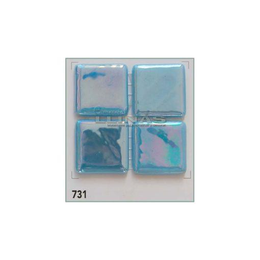 Gresite serie Titanium Pincel Turquesa