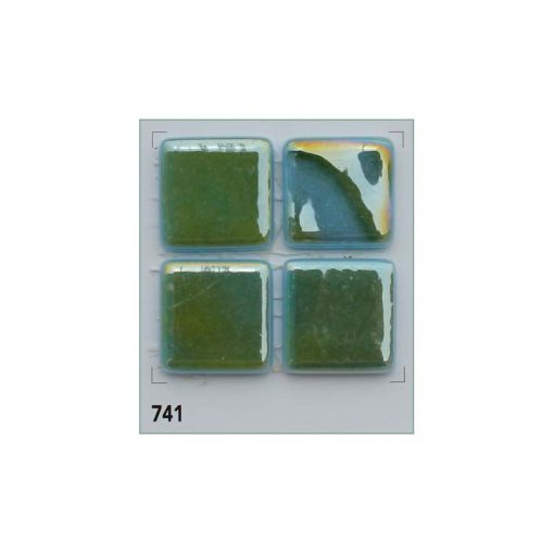 Gresite serie Titanium Pincel Celeste verde