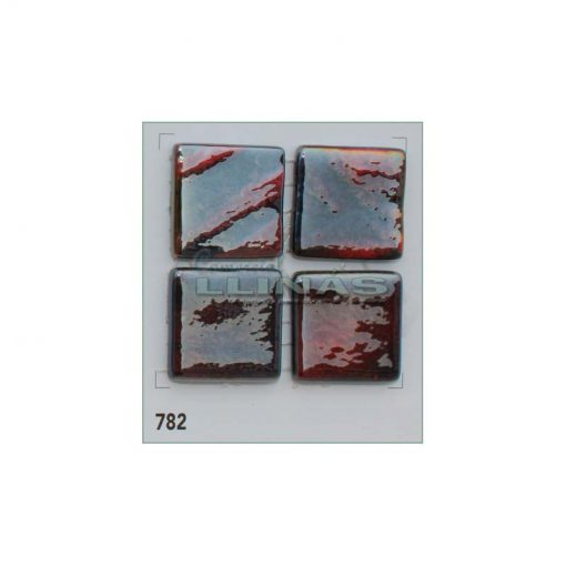 Gresite serie Titanium Pincel Negro rojo