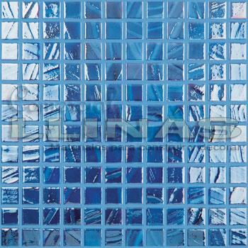 Gresite serie Titanium Pincel Azul