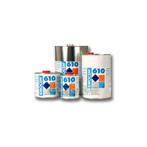Impermeabilizante líquido Idrocem 610