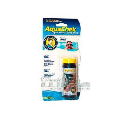 Kit análisis salinidad AquaChek