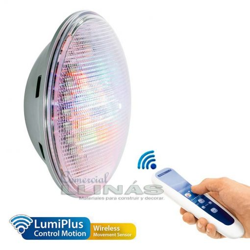 Kit lámpara LED Wireless LumiPlus con control remoto