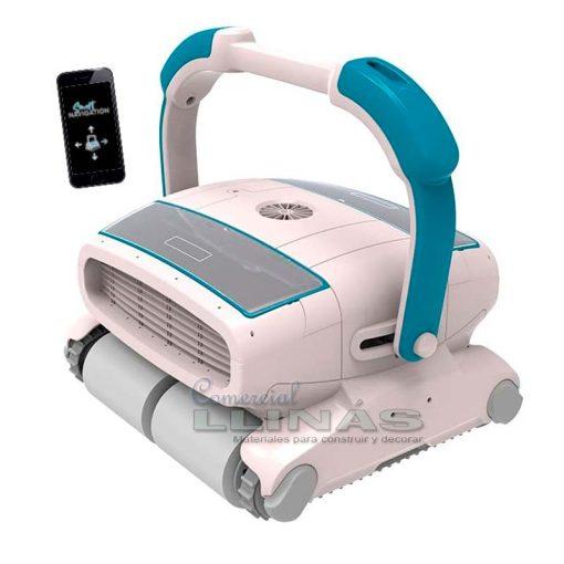 Limpiafondos electrónico piscinas Aquabot K300