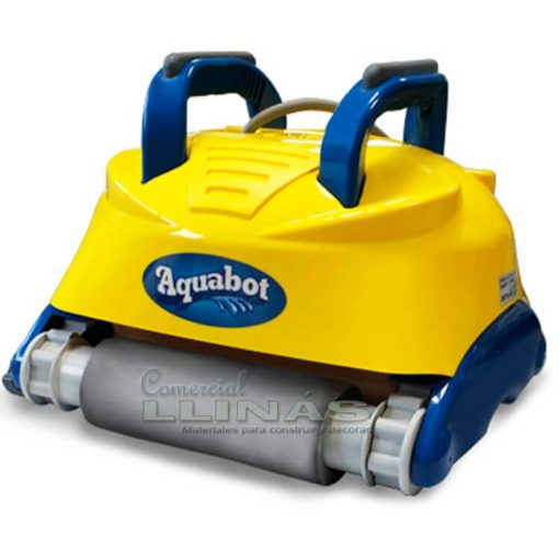Limpiafondos electrónico para piscinas Aquabot Neptuno