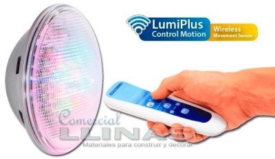 Kit lámpara LED Wireless LumiPlus control remoto