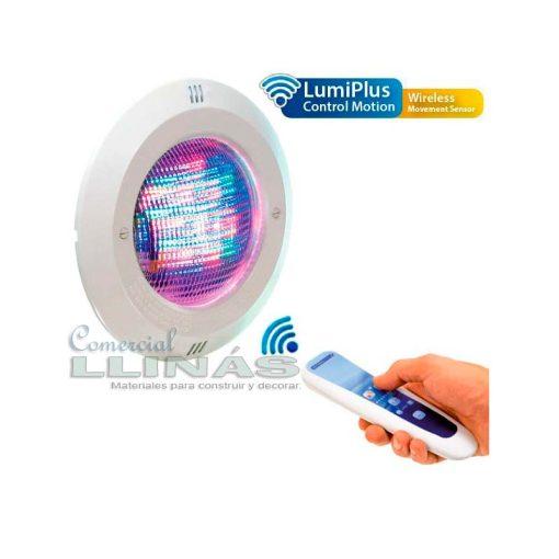 Kit proyector LED Wireless LumiPlus control remoto