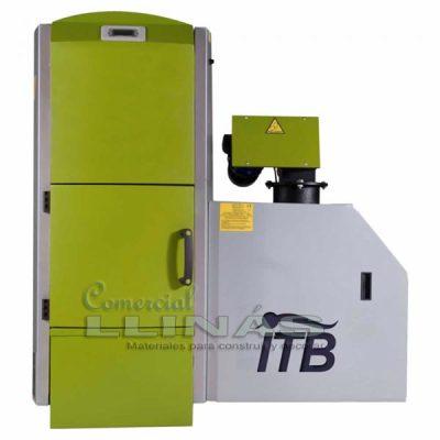 Caldera doméstica policombustible DI 30-50 kw