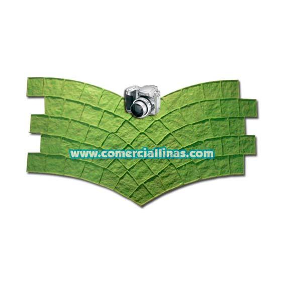 Molde hormig n impreso calzada romana comercial llin s for Limpiar hormigon impreso