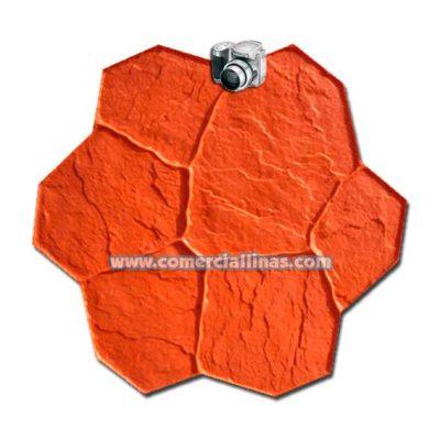 Molde hormigón impreso Piedra Cantera Laja