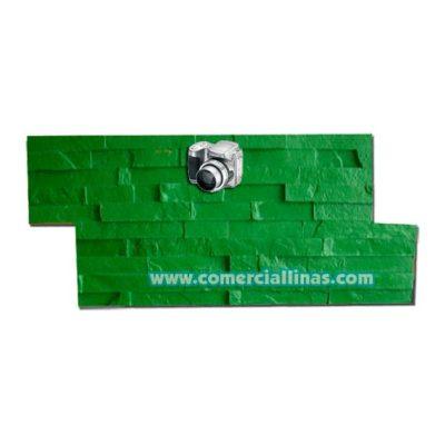 Molde hormigón impreso Piedra Tacos Escocia