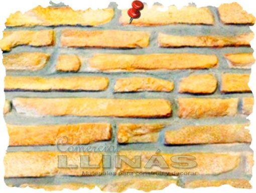 Molde hormigón impreso Piedra Tacos Caucaso