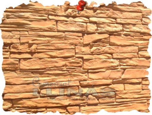 Molde hormigón impreso Piedra Tacos Montblanc