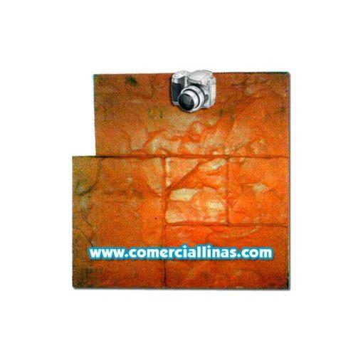 Molde hormigón impreso Sillería Basalto