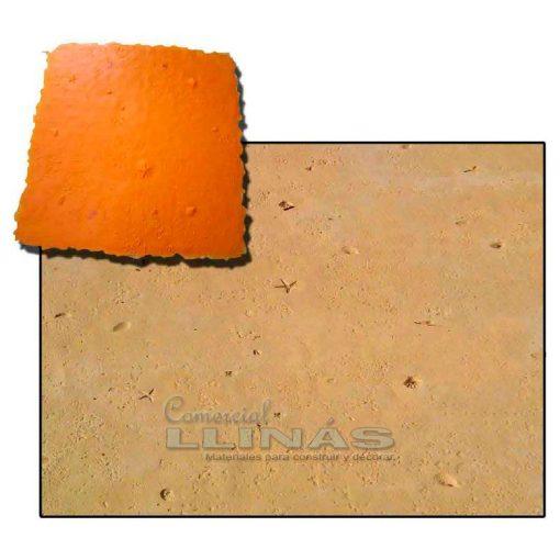 Ejemplo Molde hormigón impreso Manta Piedra Mediterráneo